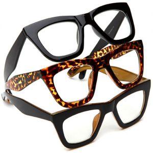 Retro Oversized Wayfarer-Glasses 02