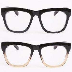 Chic Oversized Acetate Glasses-Glasses 04