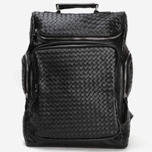 Uber-chic Braided Square backpack-Bag 44