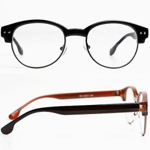 Simple & Chic Retro Glasses-Glasses 06