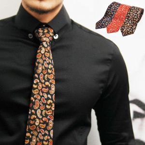 Hip & Fashionable Paisley Tie-Tie 16