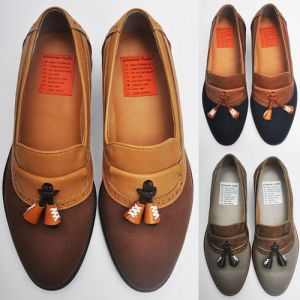 Unique Designer Tassel Loafer-Shoes 110