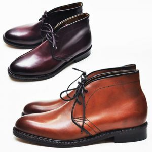 Top Quality Lace-up Chukka Boots-Shoes 165