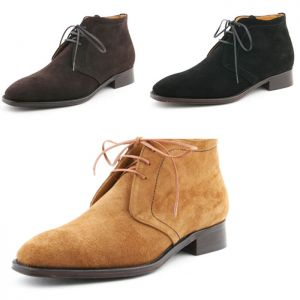 Top Notch Suede Chukka Boots-Shoes 226