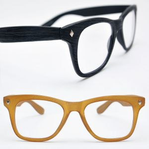 Euro-chic Wood Texture Frame-Glasses 20
