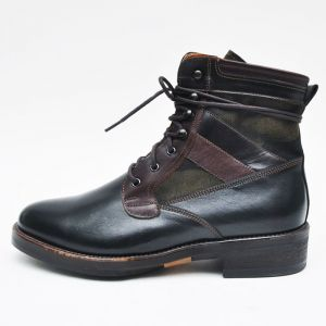 Rugged Camo Desert Mid High Boots-Shoes 277