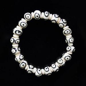 Camel Bone Tribal Beads-Bracelet 145
