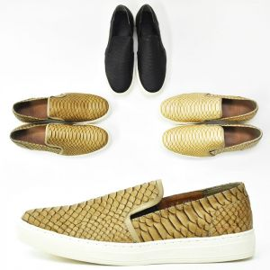 Glamorous Anaconda Slipon Custom Loafer-Shoes 300