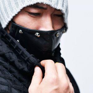 Lambskin Stud Tough-Edge Mask-Gadget 47