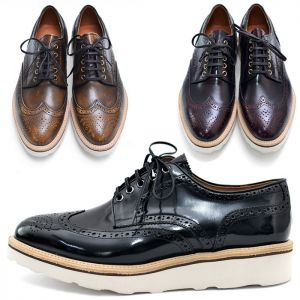 Vintage Wingtip Creeper Oxfords-Shoes 397