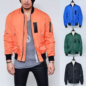 New MA-1 Look Short Flight Bomber-Jacket 148