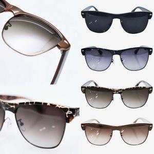 Cross-trend Urban Eyebrow Acetate-Sunglasses 72