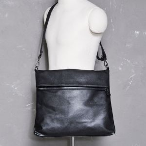 Minimal Folded Messenger Cross-Bag 169