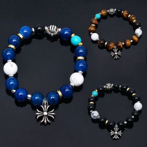 Must-have Multi Gemstone Beads-Bracelet 238