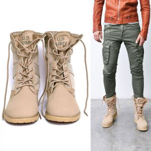 US Army Print Desert Boots-Shoes 483