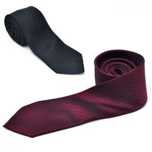 Versatile Diagonal Subdued Stripe Tie-Tie 51