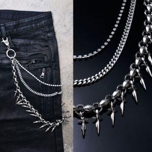 Dark Edge Three Lace Keychain-Gadget 57