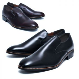 Minimal Dandy Leather Loafer-Shoes 508