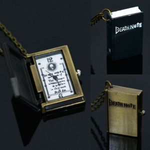 Death Note Watch Charm-Necklace 257