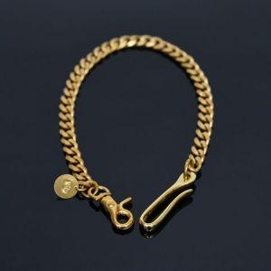 Lux Gold Brass Keychain-Gadget 80