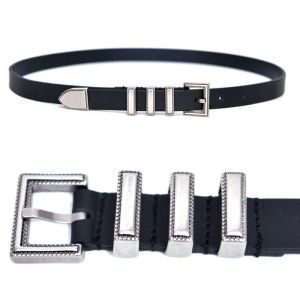 Designers Edge Triple Loop Buckle-Belt 146