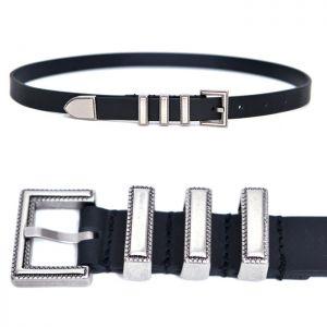 Designers Edge Triple Loop Buckle-Belt 146