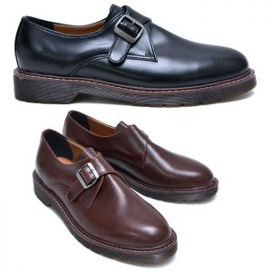 Casual Monk Strap Oxford-Shoes 577