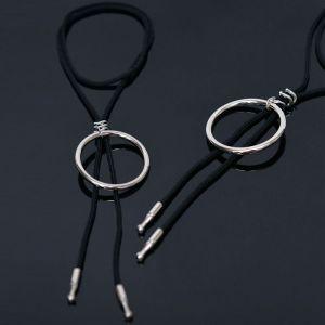 Tie-lik Adjustable Ring-Necklace 307