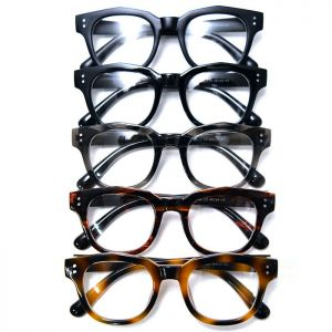 Double Stud Funky Octagon-Glasses 29