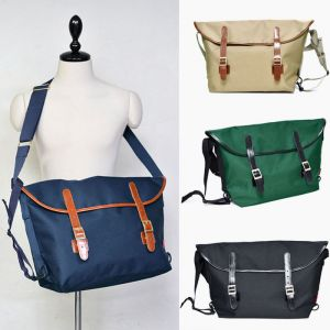 Versatile Canvas Compact Cross-Bag 190