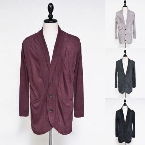 Versatile Slim Shawl Cardigan-Sale 44