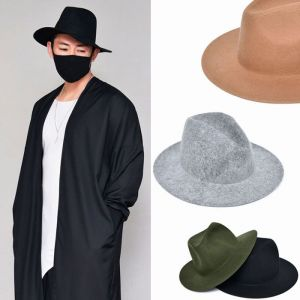Wool 100% Felt Fedora-Hat 84