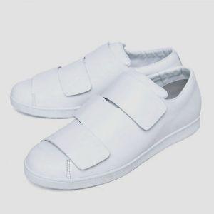 Triple Strap Kip Skin Sneakers-Shoes 630