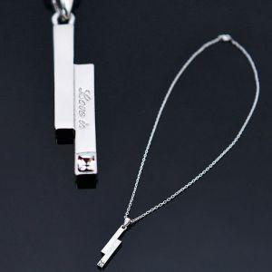 Love Is Cubic short-Necklace 316