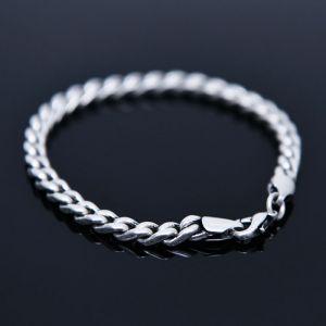 Minimal Sleek Chain Cuff-Bracelet 450