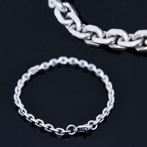 Sleek Simple Chain Cuff-Bracelet 452