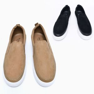 Casual Suede Slipon-Shoes 675
