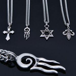 Antique Charm Chain-Necklace 337