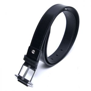 Sleek & Stylish Buckle Leather-Belt 181