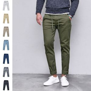 Daily Comfy Banding Chinos-Pants 397