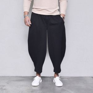 Avant-garde Sinbad Curving Baggy-Pants 403