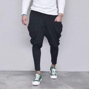 Ray Cut Pocket Baggy-Pants 411