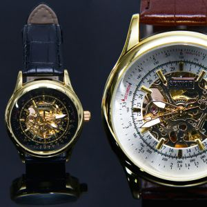 Urban Lux Automatic Gold-Watch 79