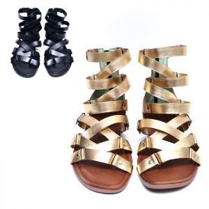 Lux 300 Leather Gladiator-Shoes 735