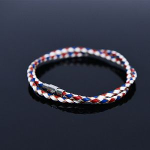 Double Braided Magnetic Cuff-Bracelet 475