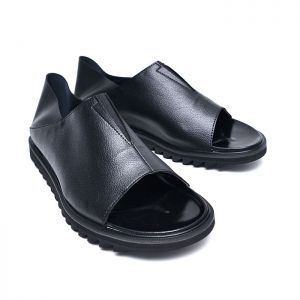 Shark Sole Folding Sandals-Shoes 736