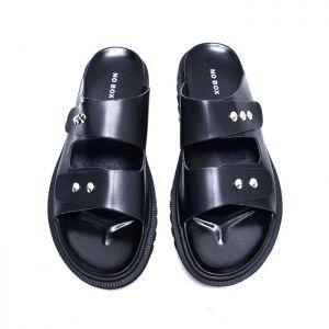 Stud Shark Sole Sandals-Shoes 737