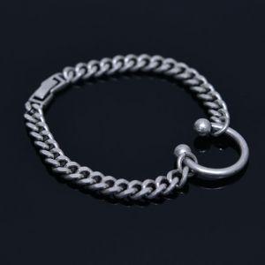 Piercing Charm Chain Cuff-Bracelet 481