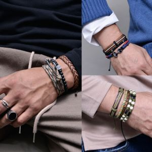 4 Type Bracelet Set-Bracelet 483