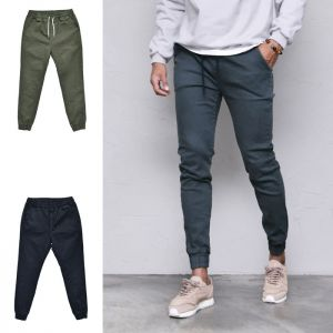 Stretchy Slim Daily Jogger-Pants 478